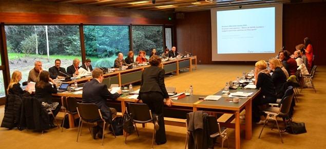 presentación estudio barreras filantropía europea