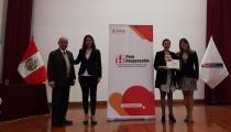 reconocimiento, enel, Perú SOS